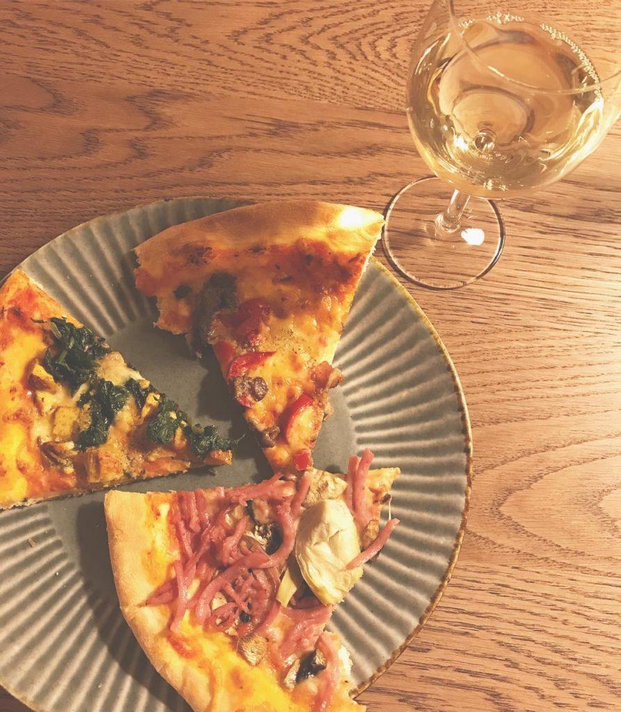 Obligatorisk flytteindpizza mullerspalads pizzasndag