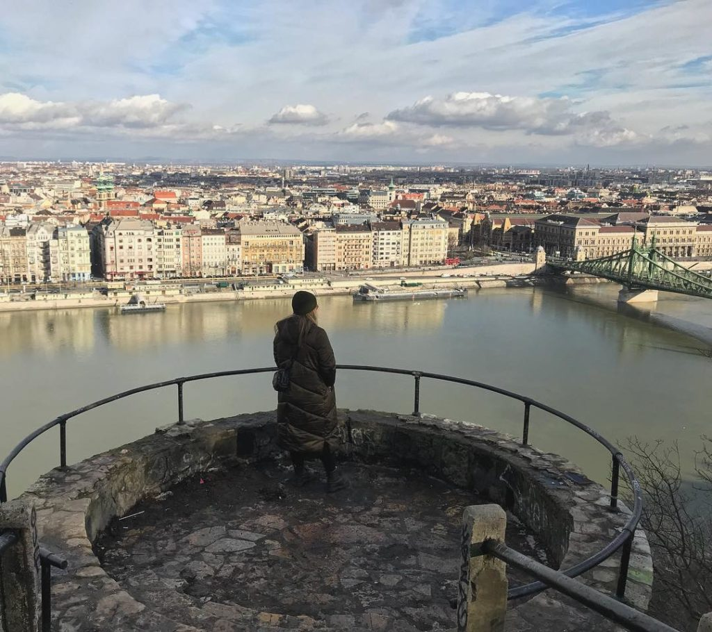 Ej men alts Budapest views